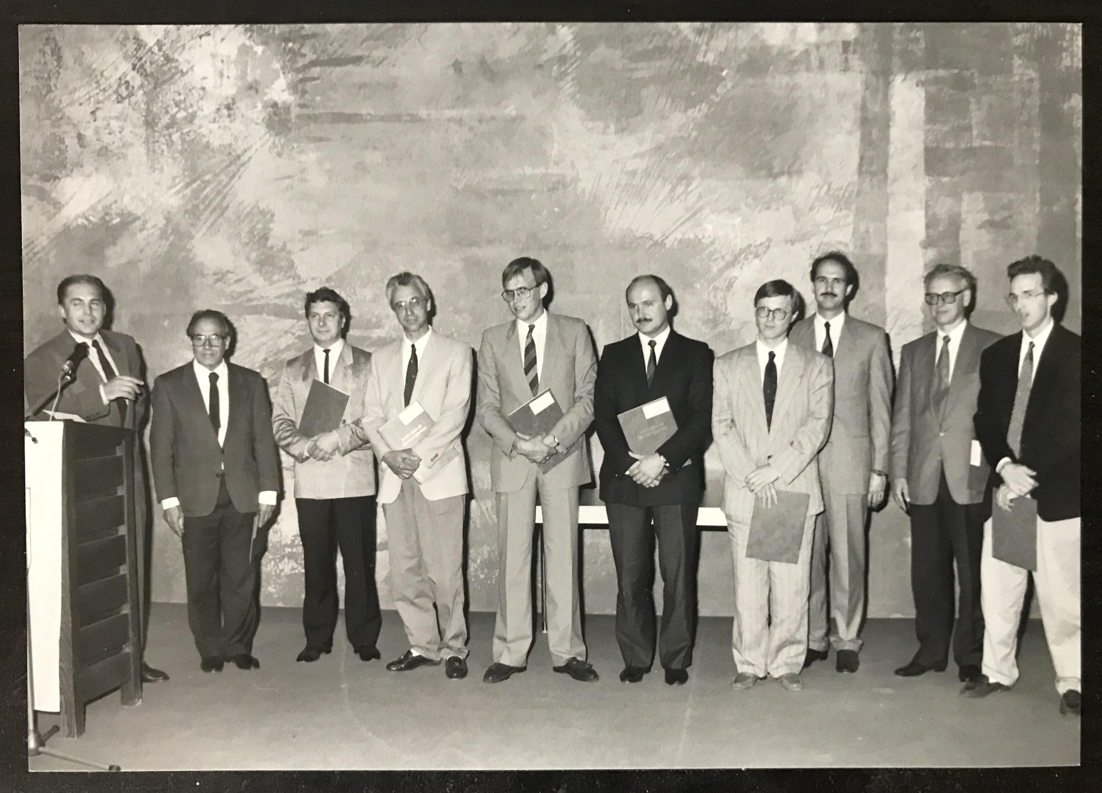 Seit 1976 verleiht die GÄV jährlich den Durig-Böhler-Gedächtnispreis an die beste international publizierte medizinische Forschungsarbeit aus Vorarlberg.