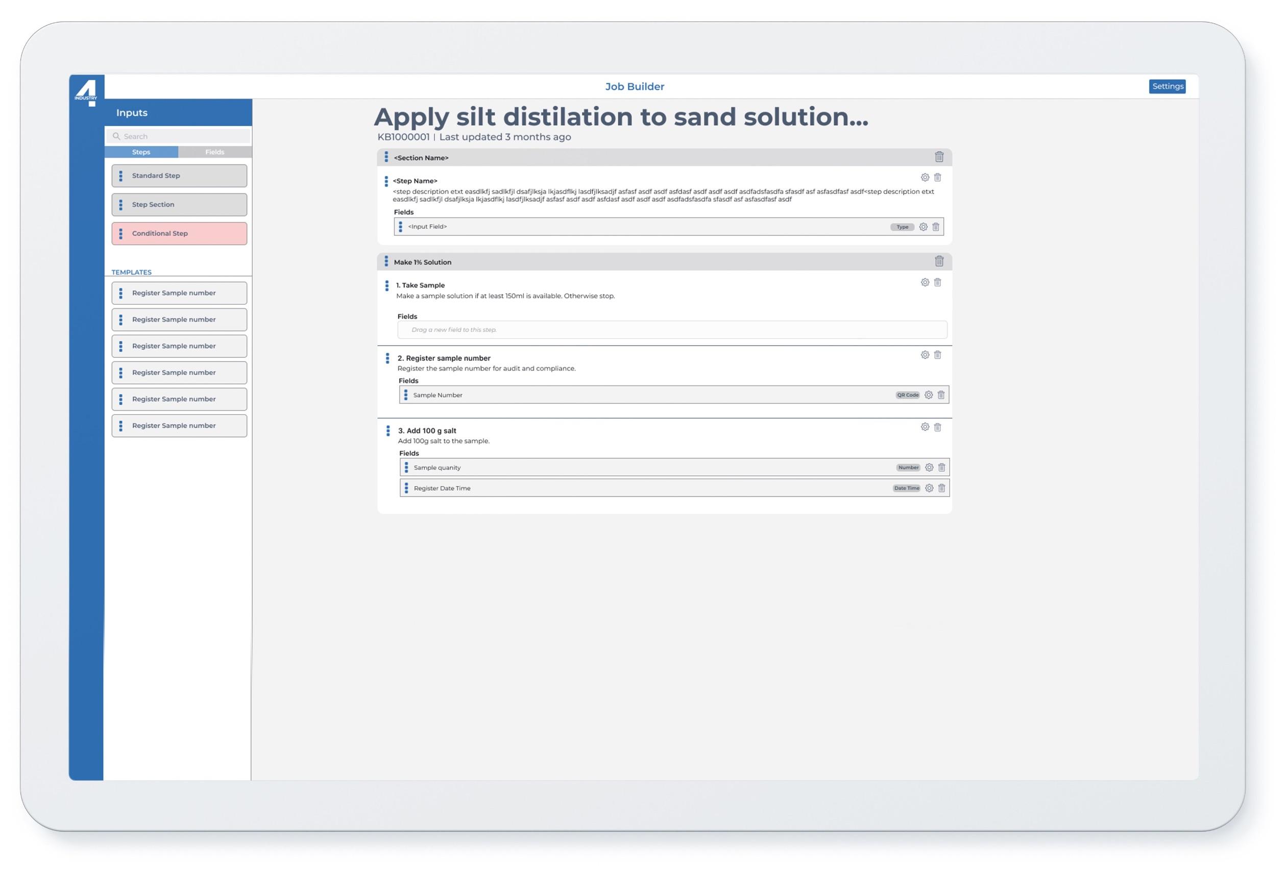 Digital Guidance App