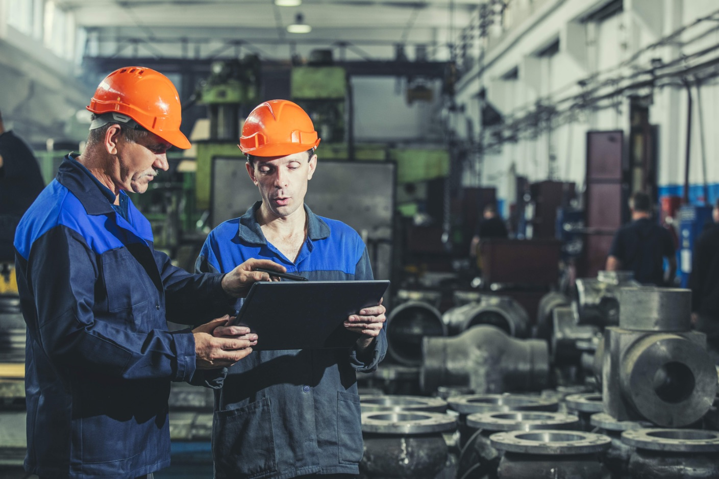4Industry Engaging Employee's Factory