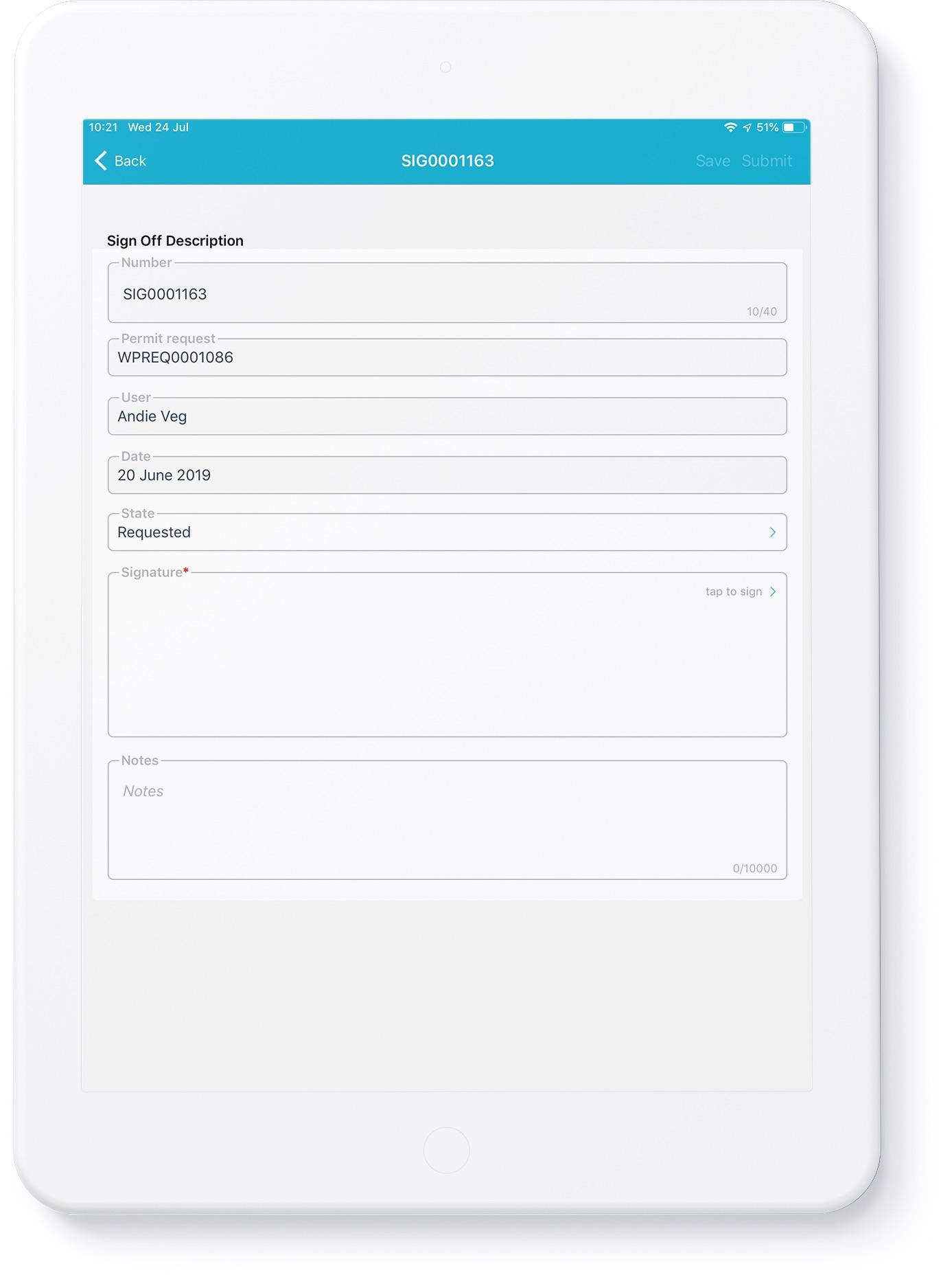4Industry Spot Checking app
