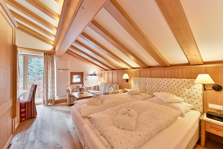 Mansard Double Room