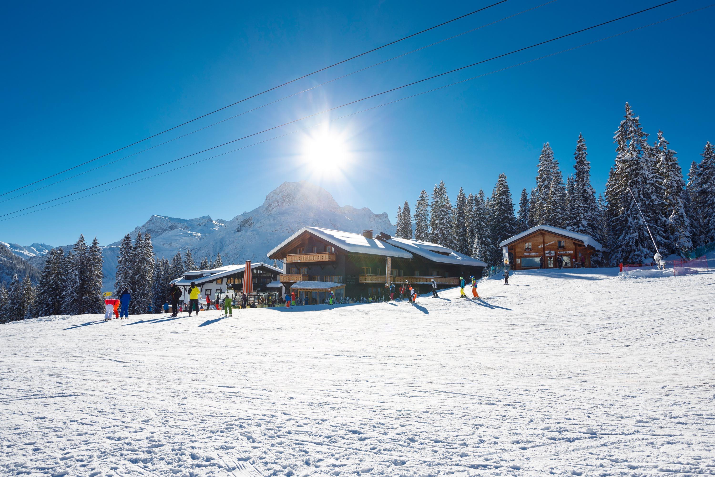 Ski-In, Ski-Out