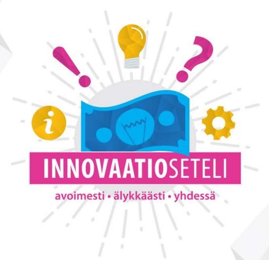 Innovaatioseteli – avoimesti, älykkäästi yhdessä