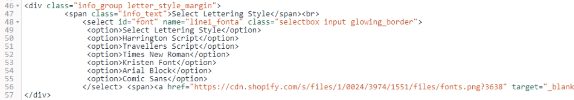Go to product section, in the product section, go to the product template