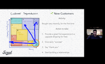 RFM segmentation for ecommerce stores [webinar]