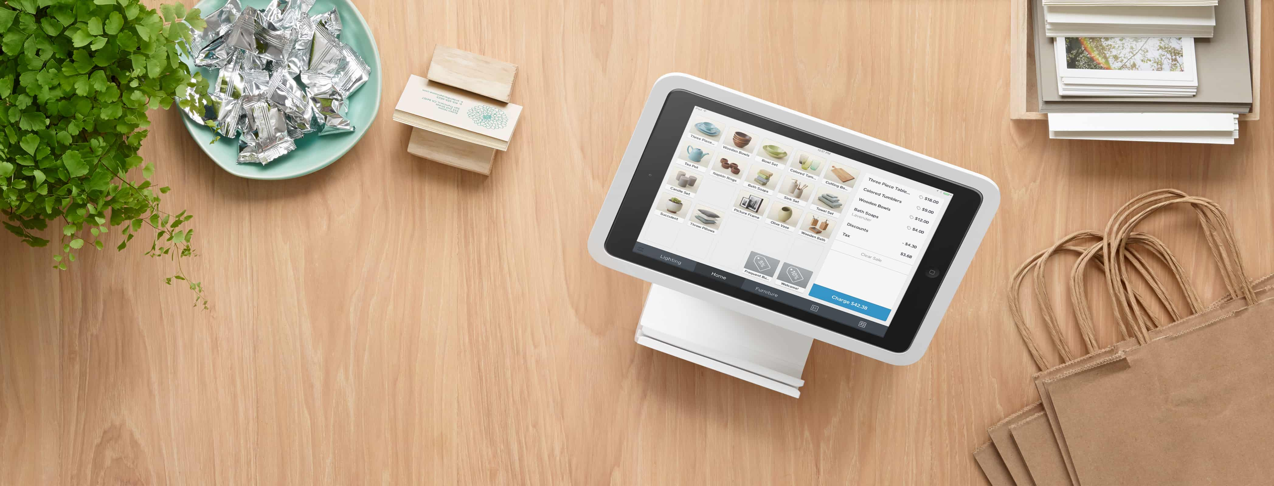 Square POS Inage