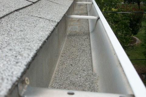 Roof Shingle Granular Shedding