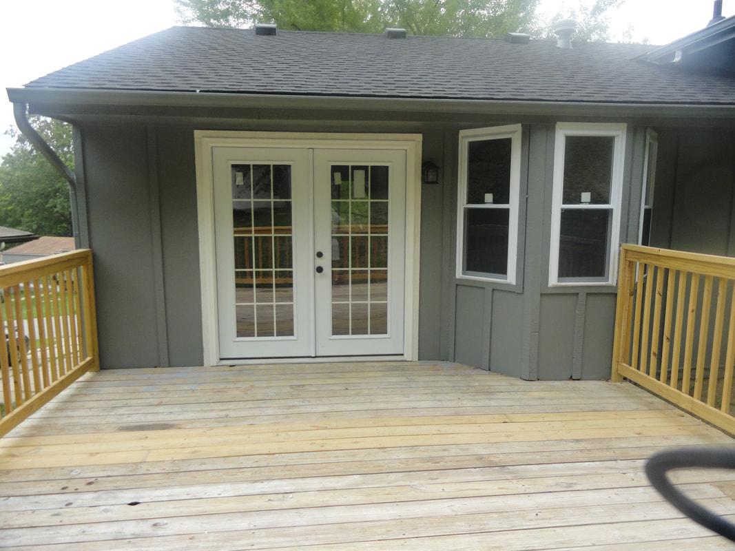 House Flip Exterior After