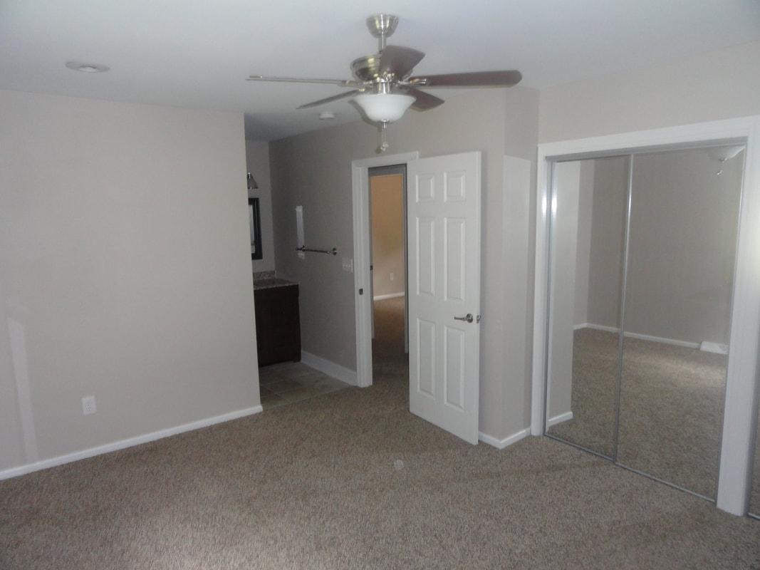 House Flip Bedroom After