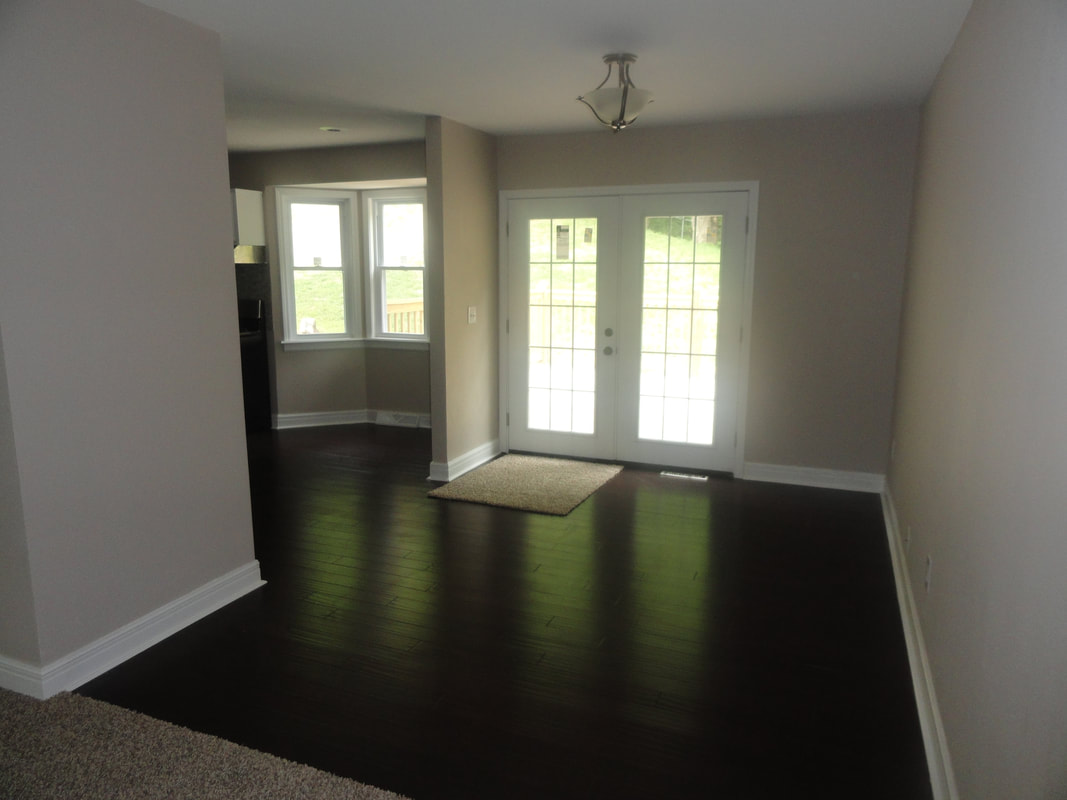 House Flip Living Room After