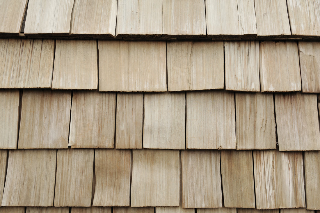 Wood Shingle Roofing