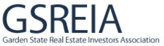 Garden State Real Estate Investors Association