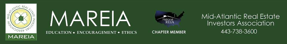 Mid-Atlantic Real Estate Investors Association (MAREIA)