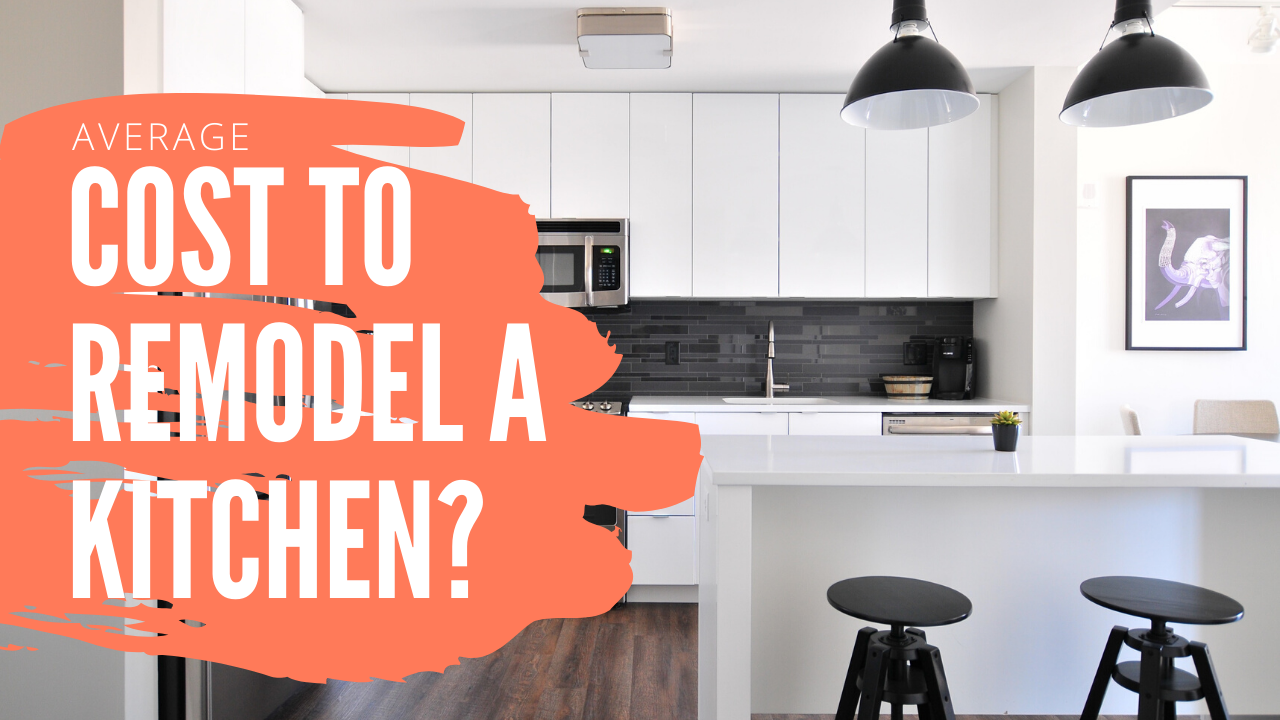 What is the Average Cost to Remodel a Kitchen?