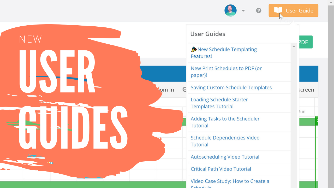 New User Guides