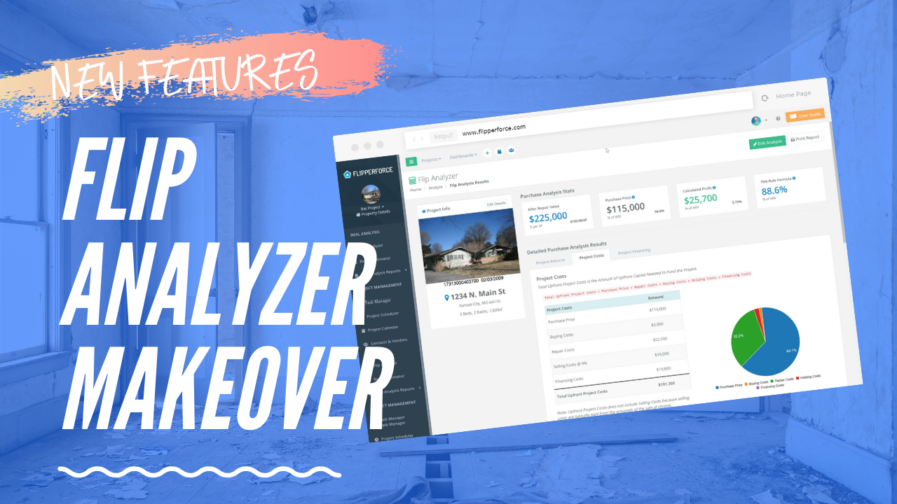 Flip Analyzer Makeover
