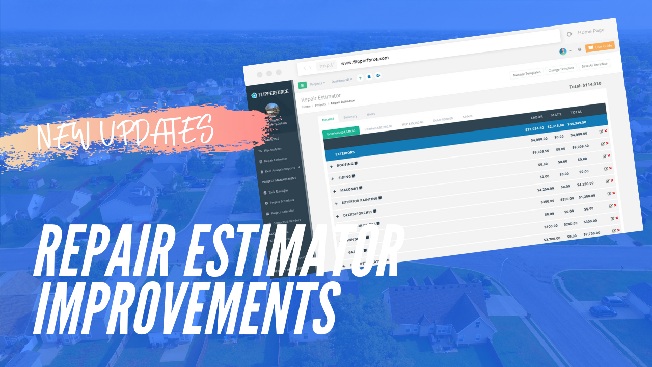 New Estimator Category Duplication & More! 🔥🔥🔥