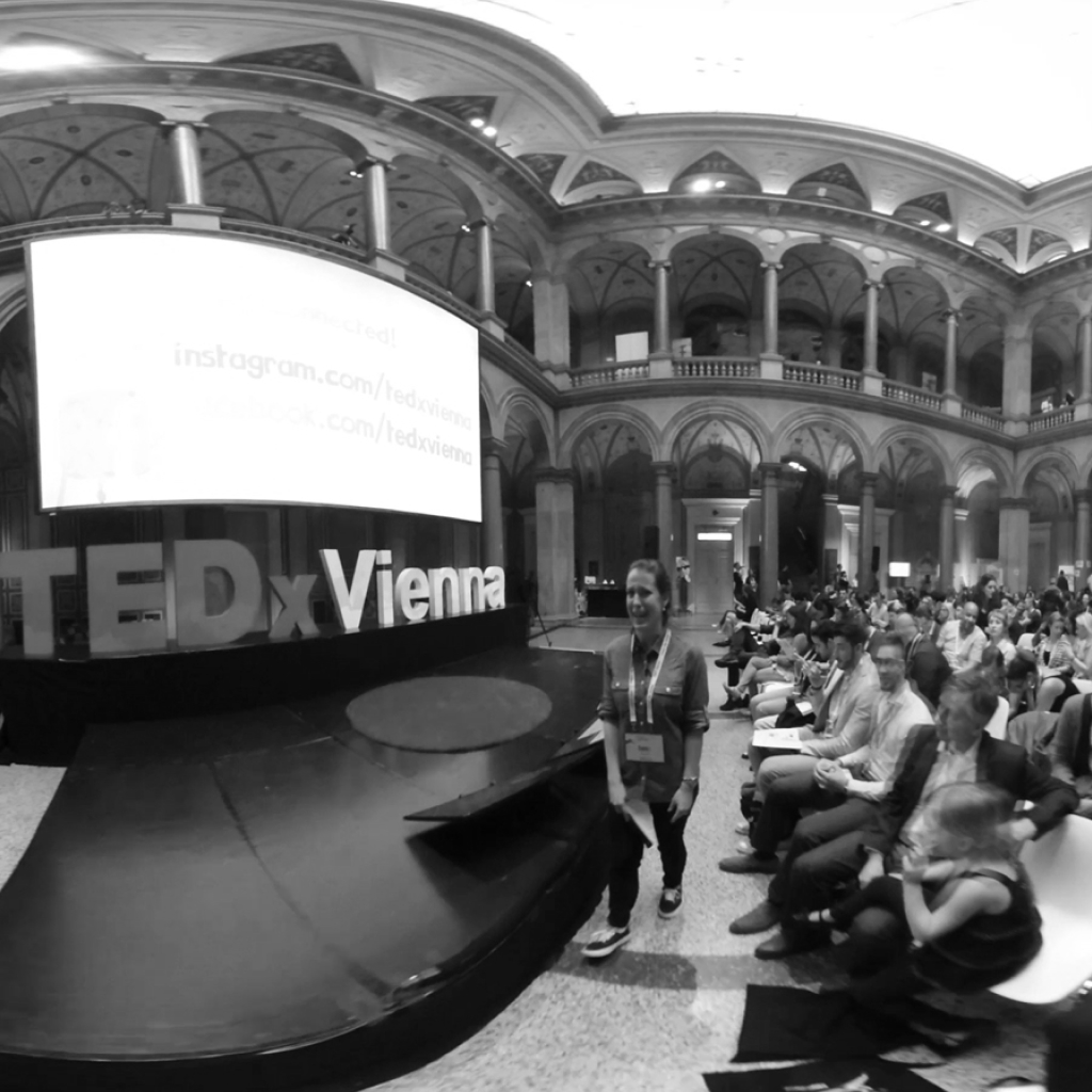 TEDx Vienna – Future of Intimacy