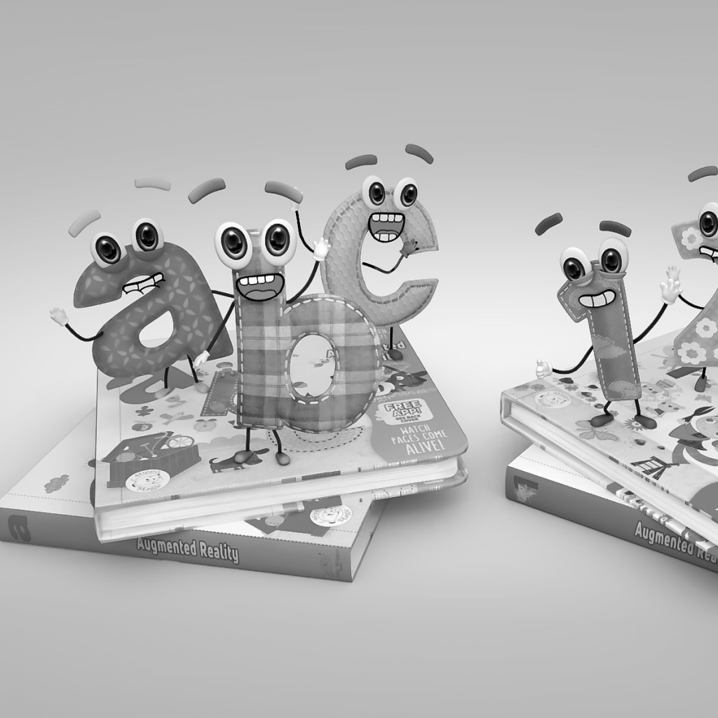 Little Hippo AR Books