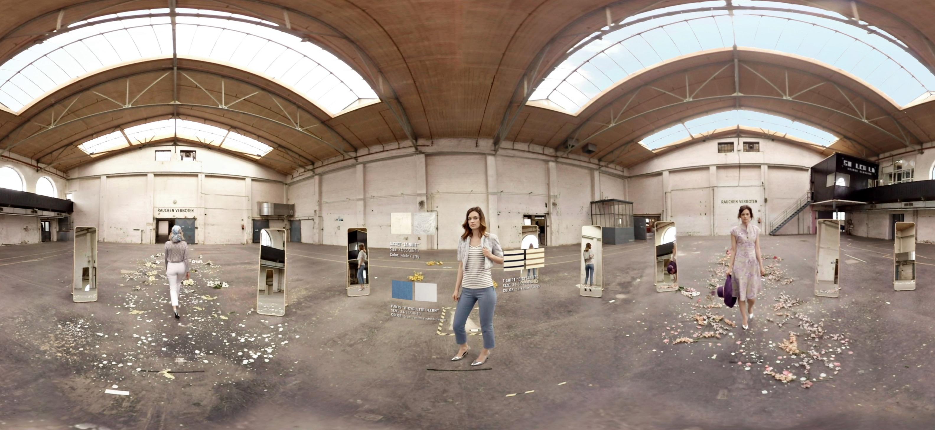 Um ein einzigartiges Erlebnis für Modefans zu bieten, kreierten wir eine faszinierende VR-Experience für das Label SO LCH LD. Erfahren Sie hier mehr dazu!