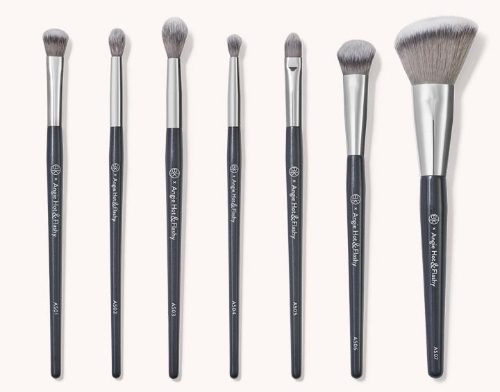 Angie Hot & Flashy brush set 7PC