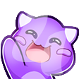 Free Twitch Emote Hi Hey