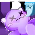 Free Twitch Emote RIP GHOST