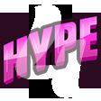 Free Twitch Emote HYPE