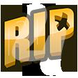 Free Twitch Emote RIP