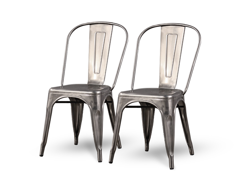 Chairs - Metal Tolix