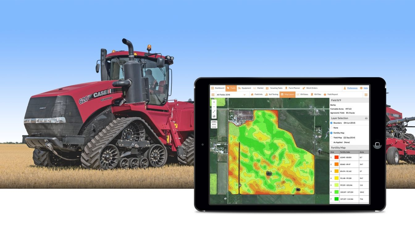 What is Precision Agriculture and How is Technology Enabling it?