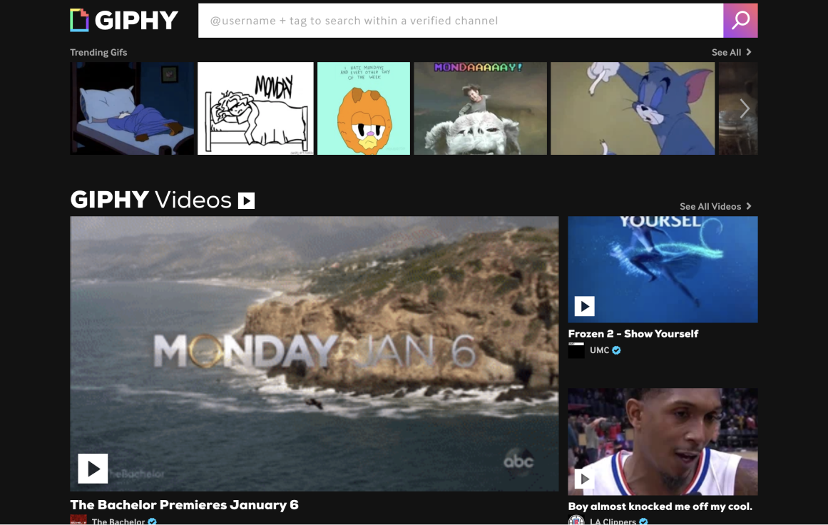 What GIPHY Video Means for the Future of GIFs