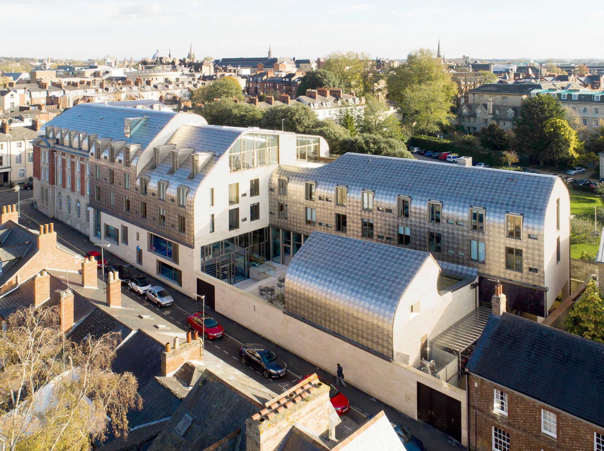 Exeter College Cohen Quad