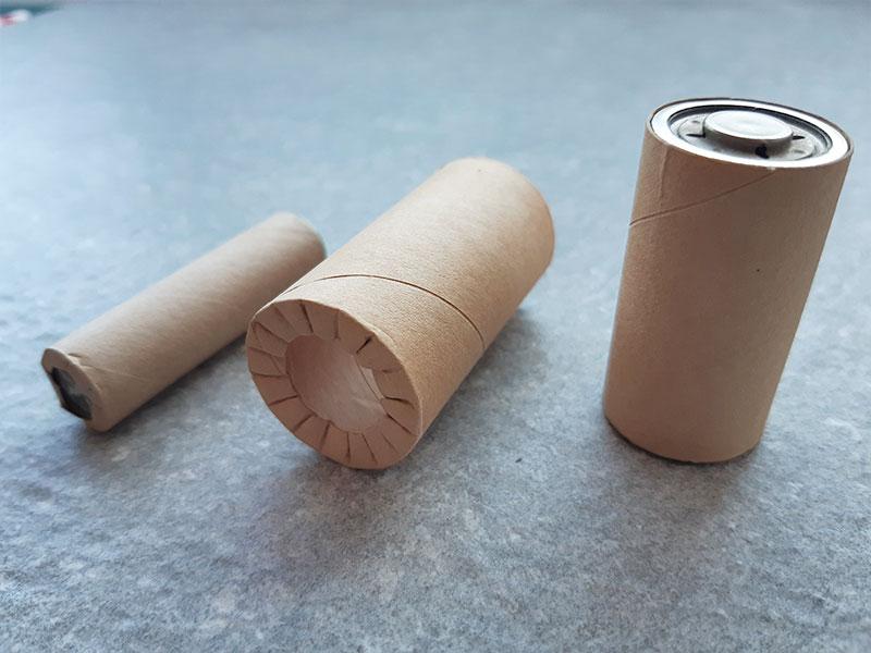 Hülsen für Akkupacks und Batterien