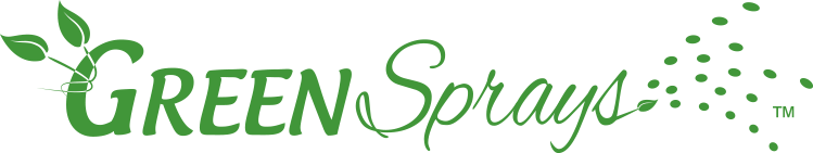 GreenSprays Logo