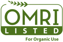 OMRI Listed Organic Use