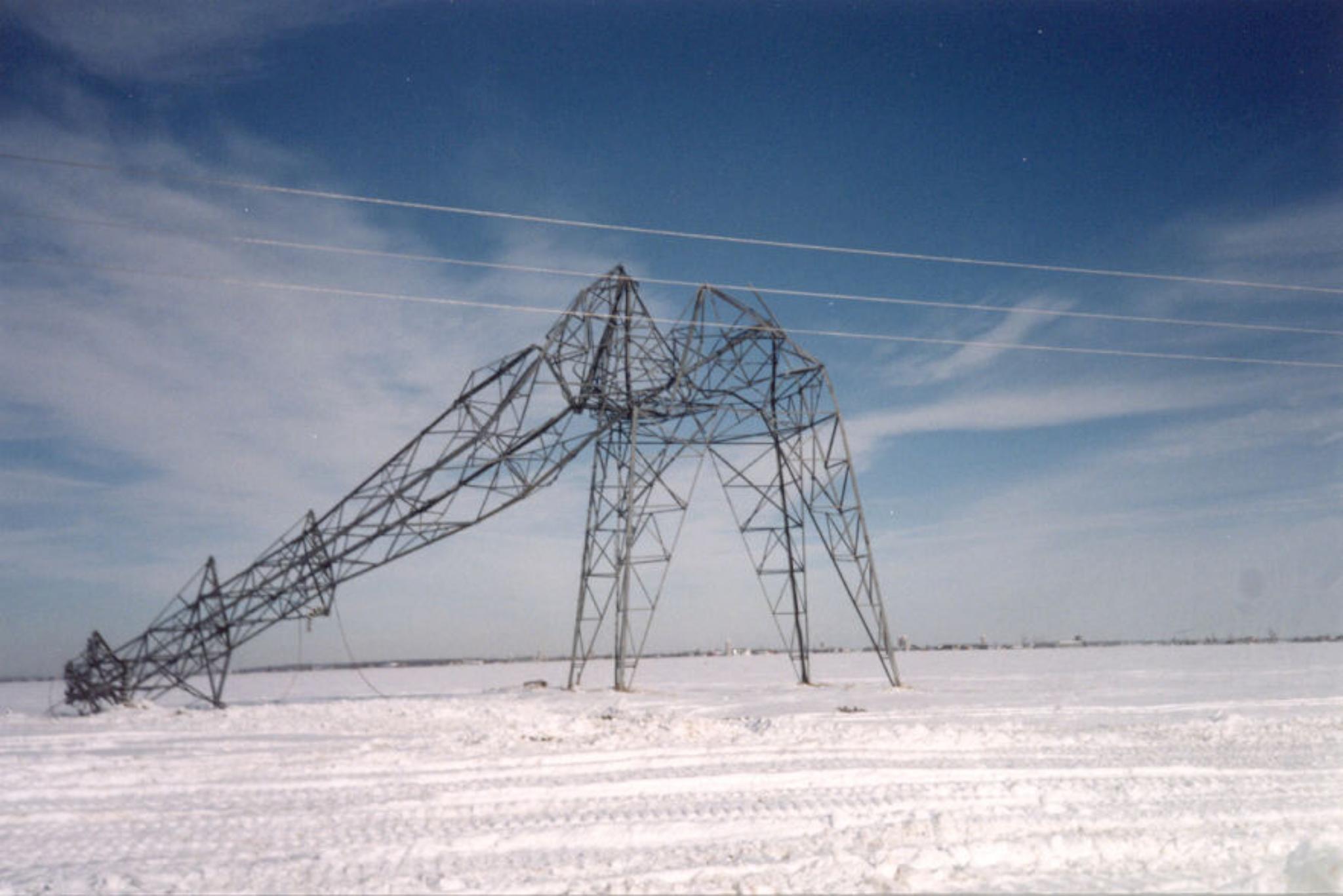 Tempête de Verglas 1998