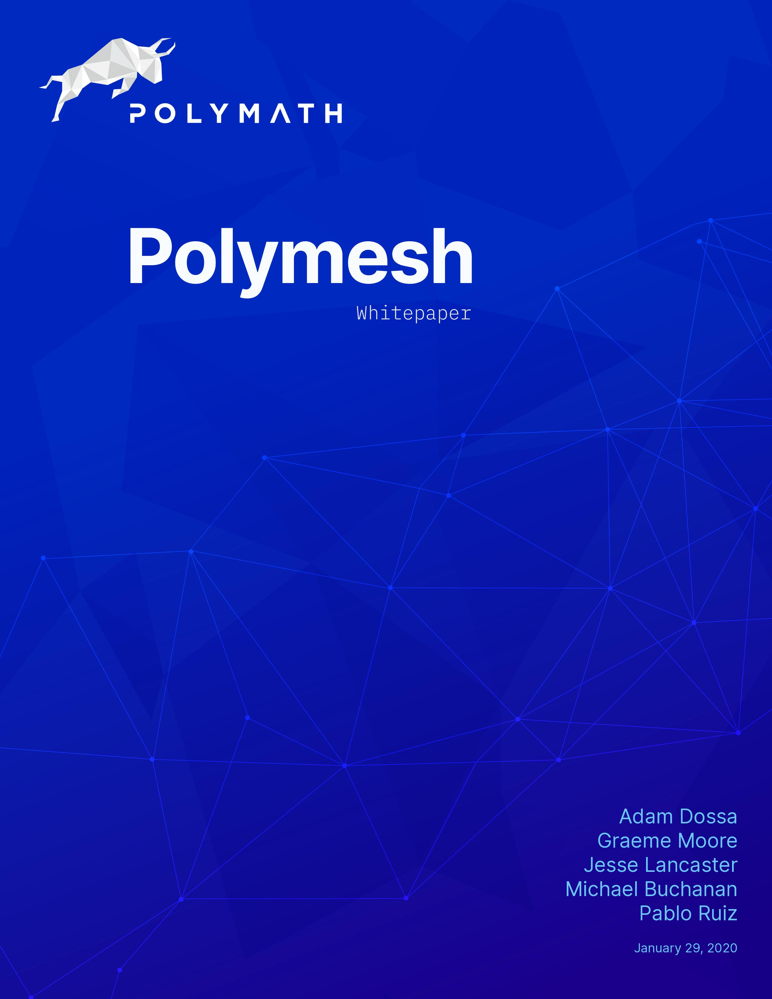 Polymath Whitepaper Page 1