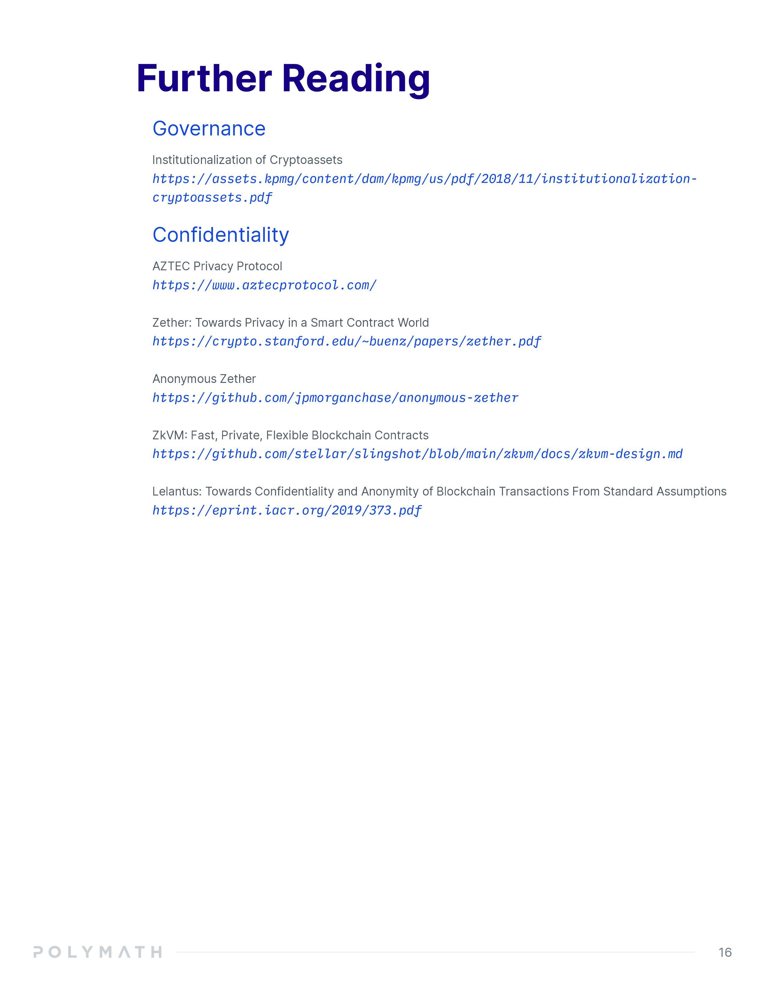 Polymath Whitepaper Page 20