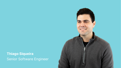 Storytelling With Data - Thiago Siqueira, Senior Software Engineer