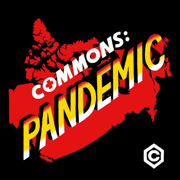 Commons Pandemic Artwork
