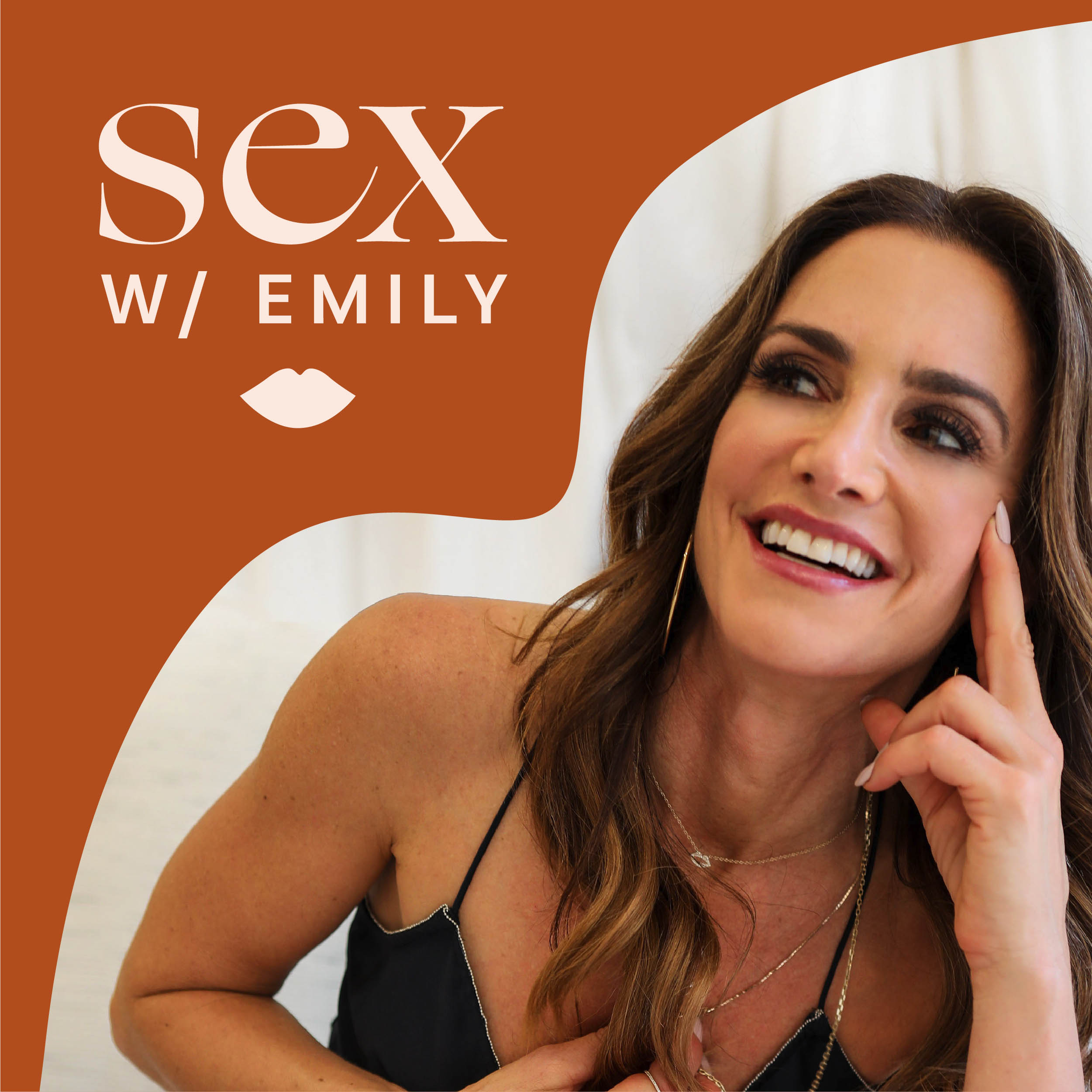 Podcast Artwork for Sex with Emily