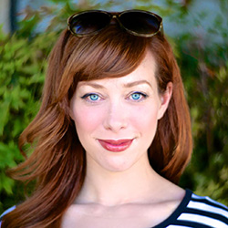 Alie Ward, host of the Ologies podcast