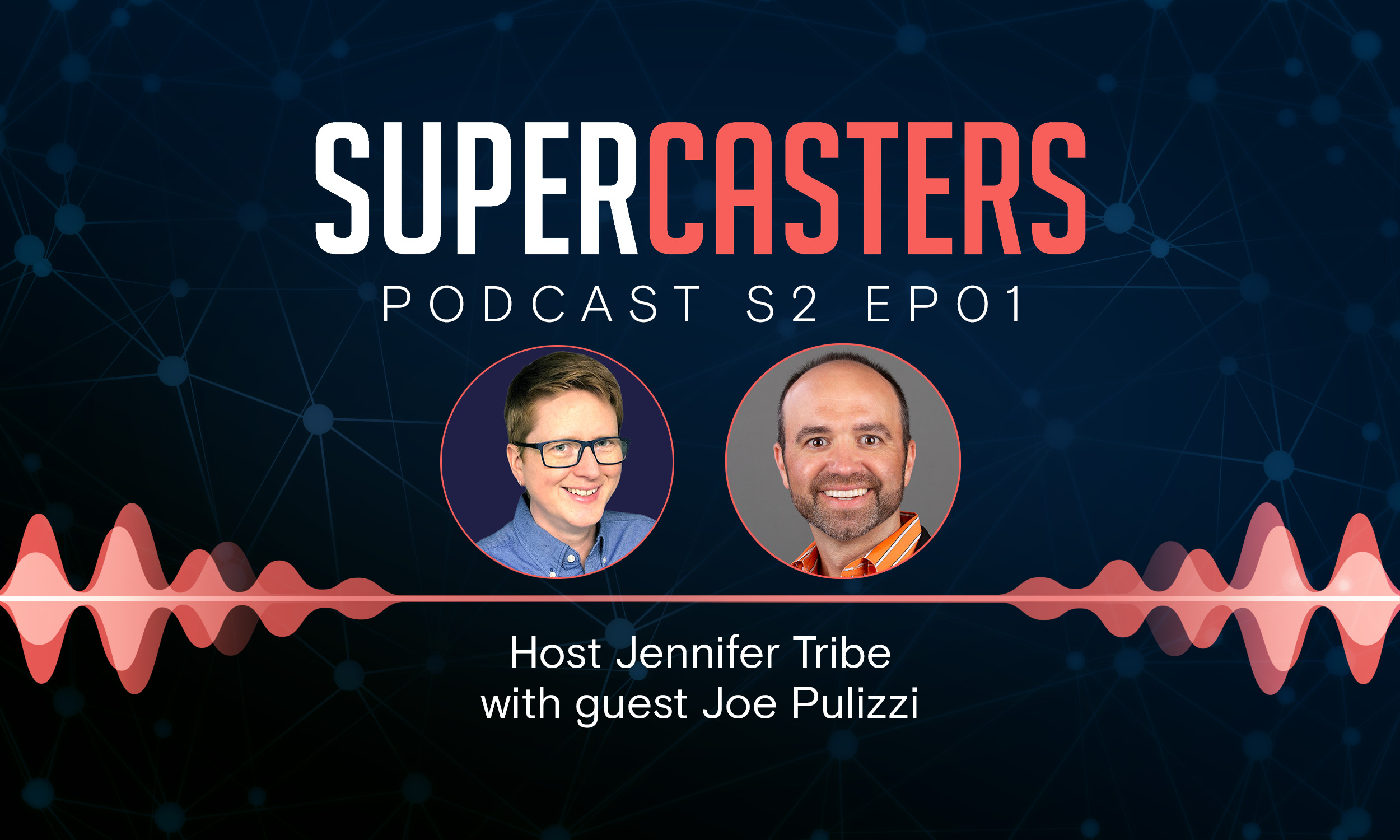 Joe Pulizzi (Content Inc.) shares what it takes to turn a great podcast into a great podcast business.