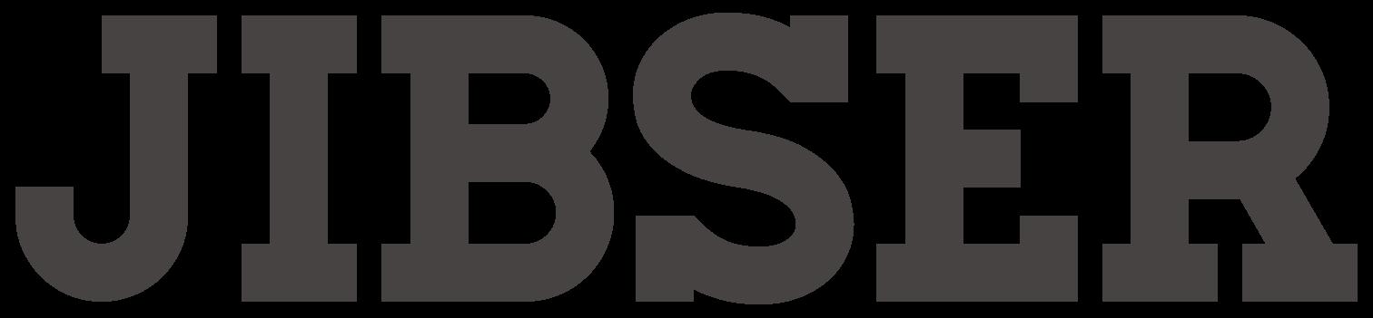 Jibser grey logo