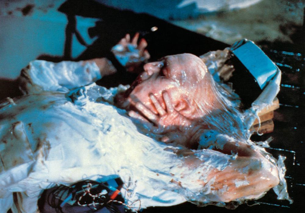 Under The Skin: 'The Blob'