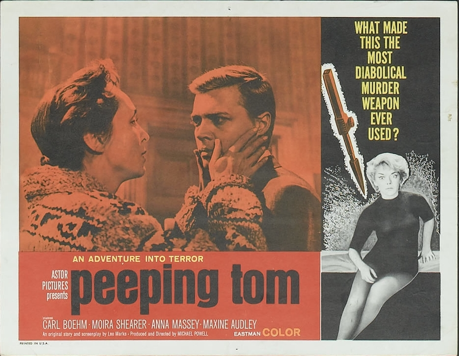 Flashback: The Turbulent History of 1960's 'Peeping Tom'