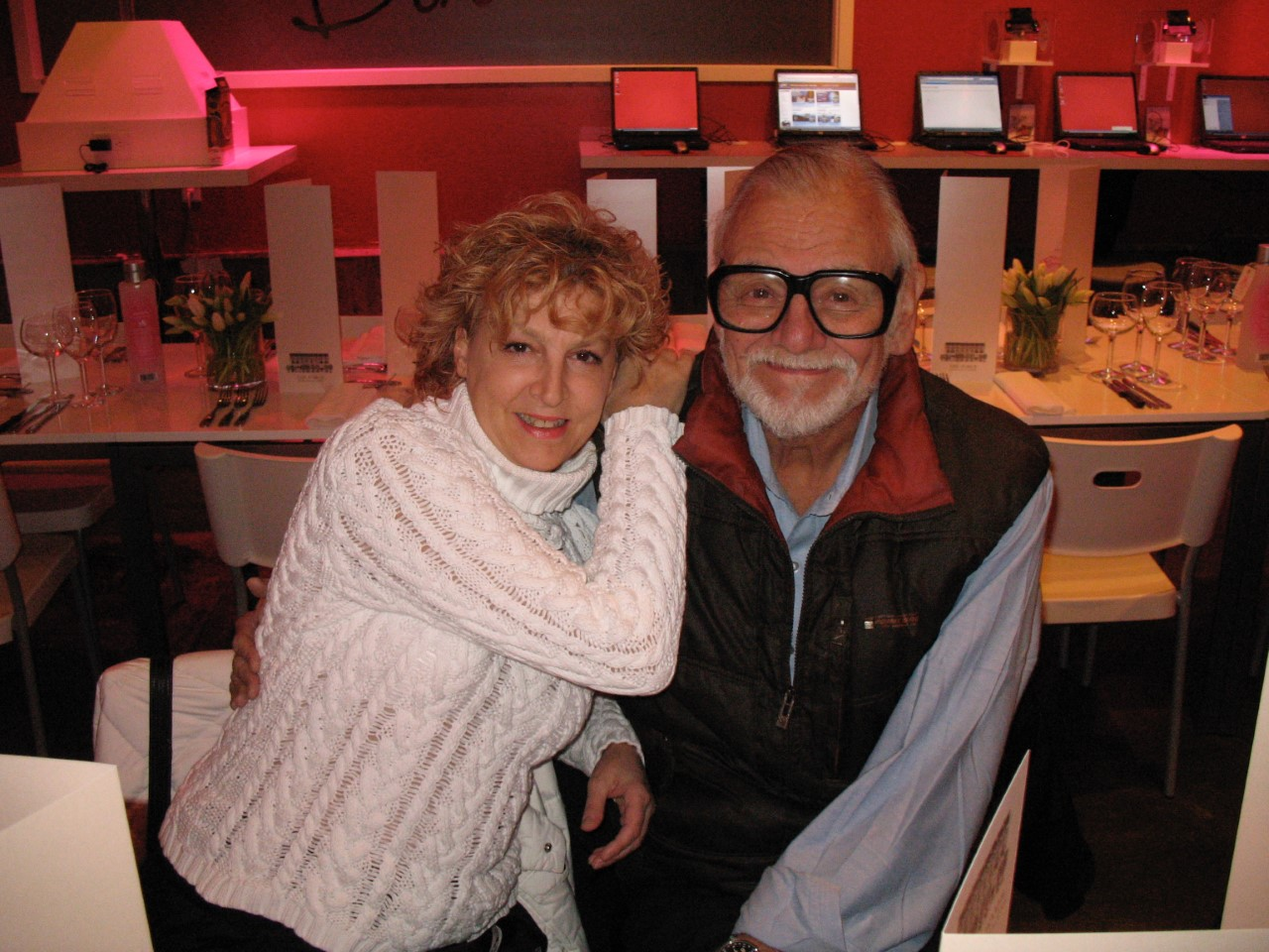 Life (And Beyond) With George A Romero