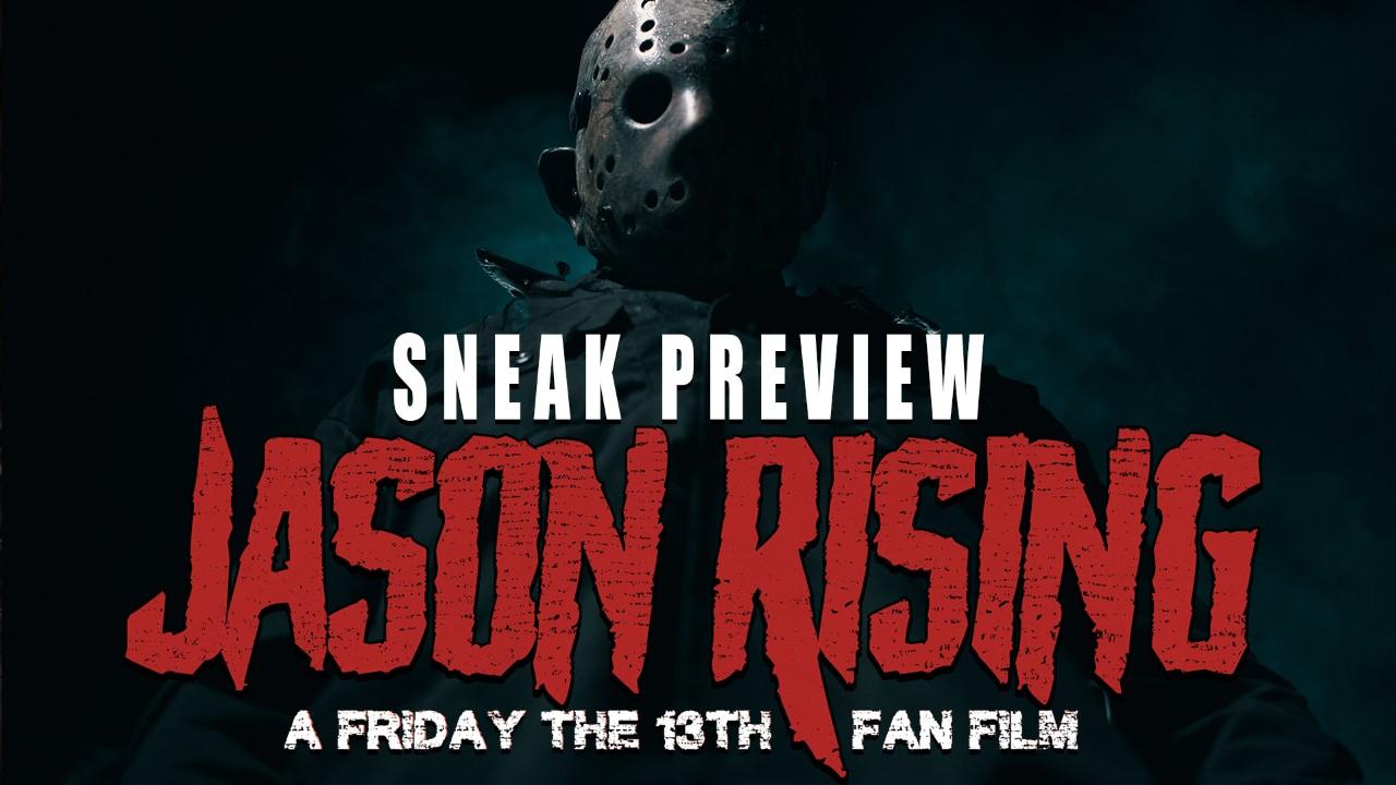 'Jason Rising' Is Bringing Voorhees Back Via Fan Film