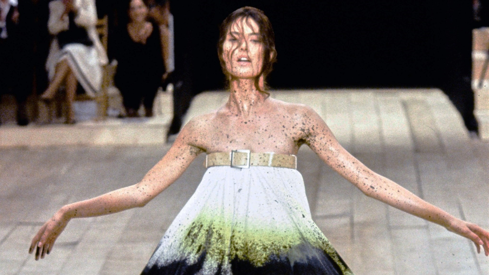 The Haunting Couture Of Alexander McQueen